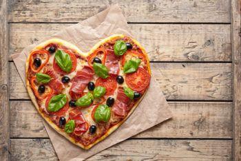 recetas para San Valentín