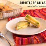 Tortas de calabacita: Calabacines capeados rellenos de queso (Receta de Cuaresma)