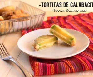Tortas de Calabacita