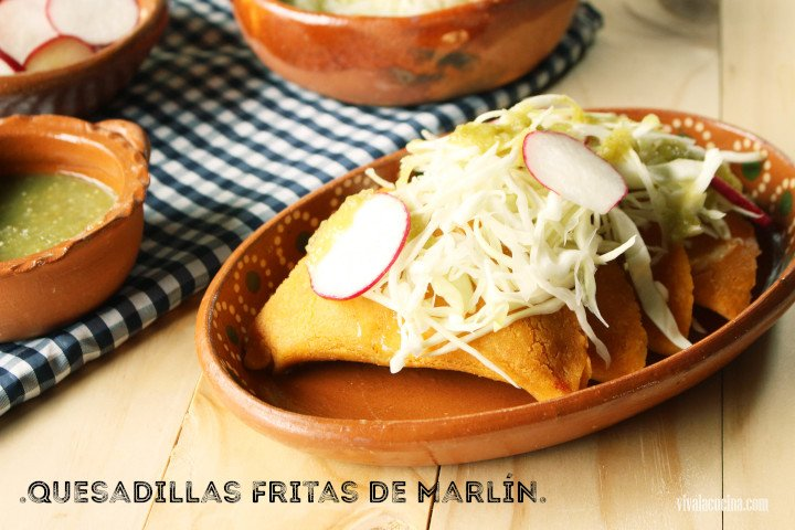 quesadillas fritas receta - photo #8