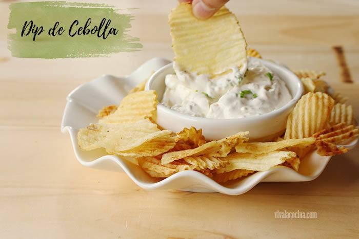 Aderezo de Cremas y Especias: Dip para Snacks o Botanas