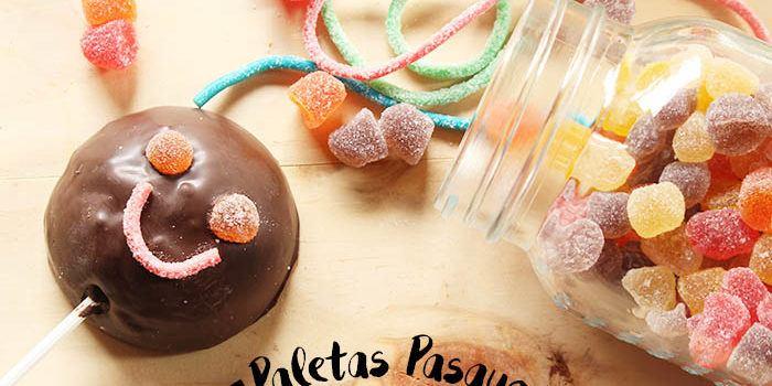 Paletas de Malvavisco Cubiertas con Chocolate: Receta del Día del Niño