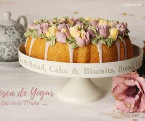 Rosca de Yogur y Limón con Buttercream: Receta del Día de las Madres