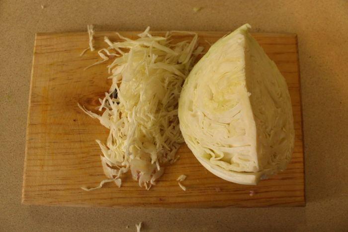 col para hacer ensalada de surimi