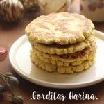 Gorditas Dulces de Harina: Receta de Pan Mexicano